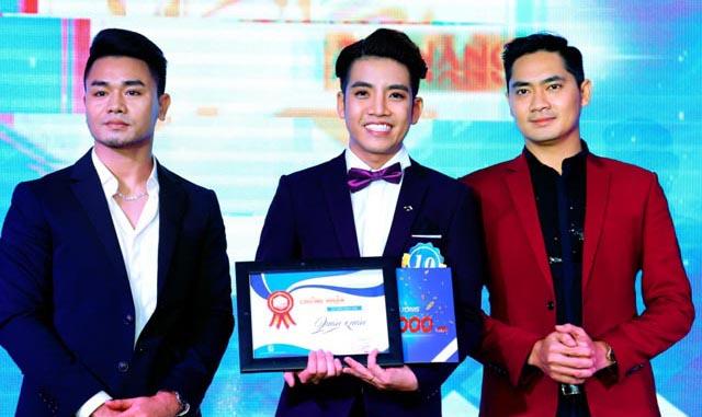 Chung kết Doanh nhân tài năng 2018: Chàng Quán quân đầy tài năng