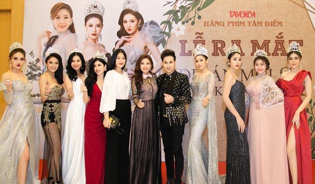 Nguyên Vũ lịch lãm đến chúc mừng Kim Thanh Thảo ra mắt dự án mới