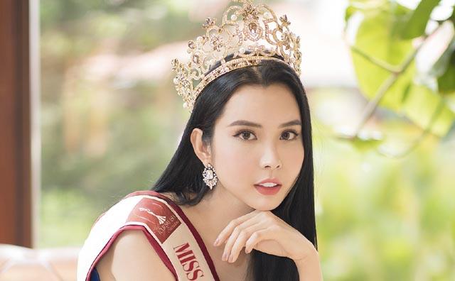 Huỳnh Vy chính thức đại diện Việt Nam tham gia Miss Tourism Queen Worldwide