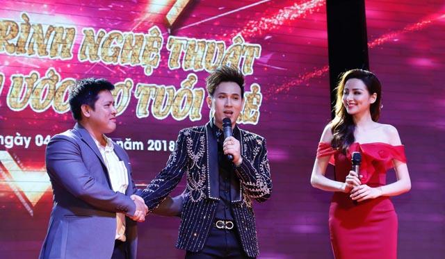Ca sĩ Nguyên Vũ đầu tư 25 tỷ xây dựng trường mầm non quốc tế Việt Úc