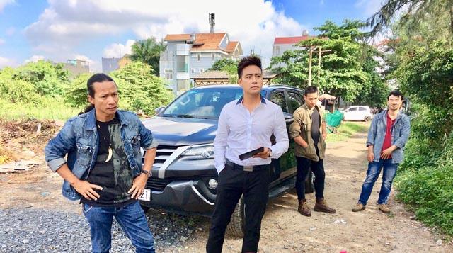 Kha Ly hát nhạc phim do Thanh Duy thủ vai chính