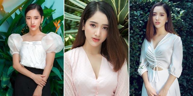 Diễn viên Gia Linh khiến fan hâm mộ xao xuyến với bộ ảnh mới