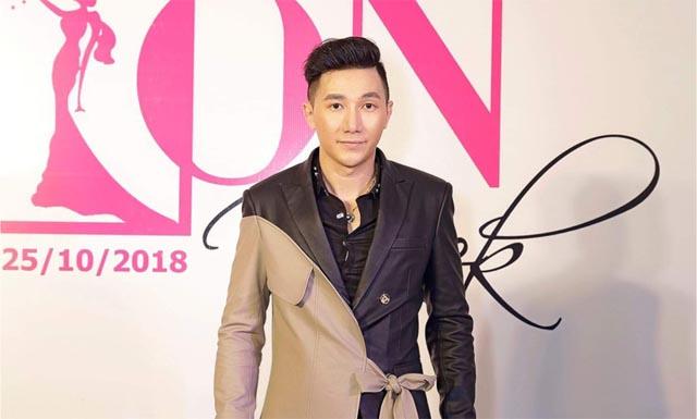 Siêu mẫu Nam Phong cùng thương hiệu thời trang Coco & Papa khuấy đảo Tuần lễ thời trang Doanh Nhân