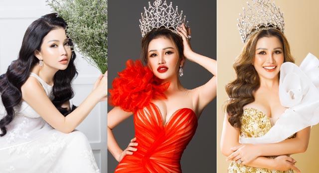 Hoa hậu Janny Thủy Trần làm trưởng BTC cuộc thi Hoa hậu Đại sứ Hòa Bình 2018