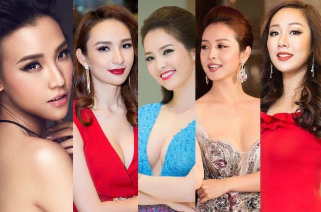 Top 5 MC nữ có cát-xê thuộc top đầu khiến ai cũng ao ước