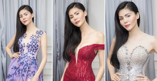 """Kim Nguyên: """"Tôi thi hoa hậu Châu Á để bứt phá mọi giới hạn của chính mình"""""""