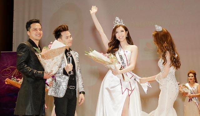 """Đăng quang Miss Vietnam Worldwide 2018, Bùi Lý Thiên Hương ẵm luôn giải """"Người đẹp tài năng"""""""