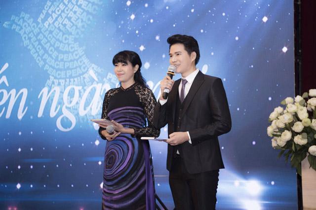 """Sau Hoa hậu Việt Nam 2018, Vũ Mạnh Cường dồn tâm huyết cho """"Quỹ Hòa Bình Mỹ Lai"""""""