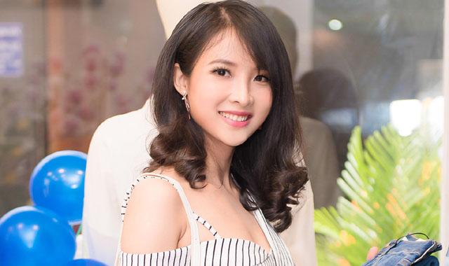 Hiếm diện đồ khoe eo, ít ai ngờ Lucy Như Thảo sở hữu vòng eo 60cm