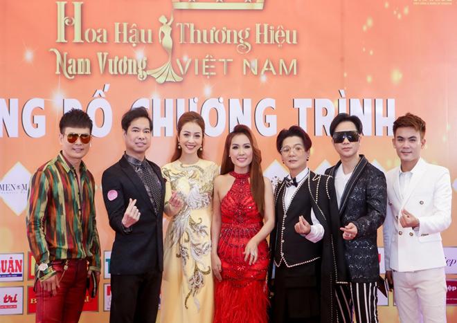 Hoa hậu thương hiệu Việt Nam 2018 đẳng cấp cho doanh nhân chính thức ra mắt