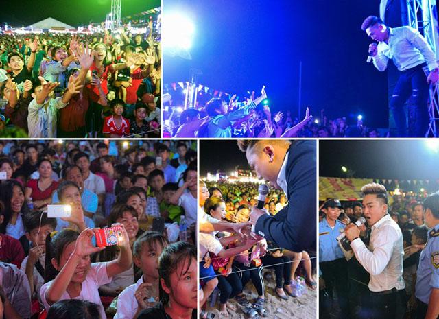 Châu Khải Phong về Nghệ An làm đêm nhạc lớn tri ân quê nhà