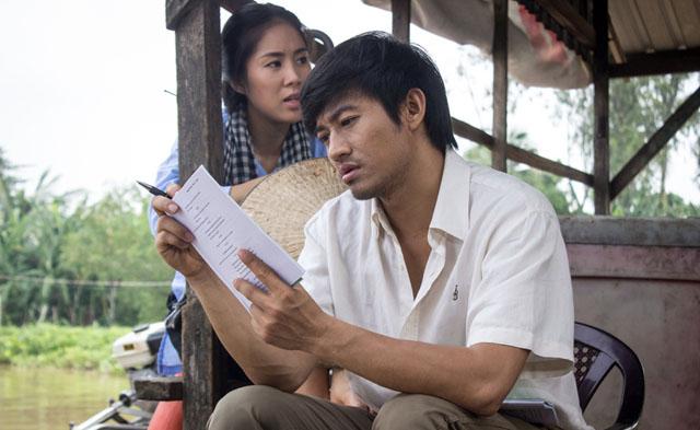 """Lê Phương xin đạo diễn đổi vai, hợp tác cùng tình cũ Quý Bình trong """"Sông phố nhà ghe"""""""