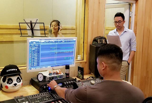 Hồ Lệ Thu ký hợp đồng với nhạc sĩ Nguyễn Hồng Thuận và ra mắt MV mới