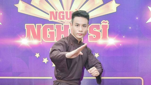 Nam vương Cao Xuân Tài hóa thân Lục Vân Tiên trên sóng truyền hình