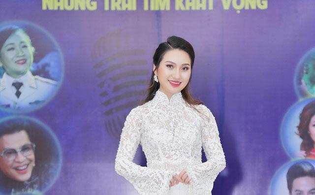 Cao Mỹ Kim trở thành đại sứ của hội thi dành cho người khuyết tật