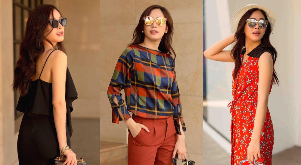 Mai Thanh Hà ngọt ngào trong sắc Thu Sài Gòn cùng F2 – Fashion and Freedom