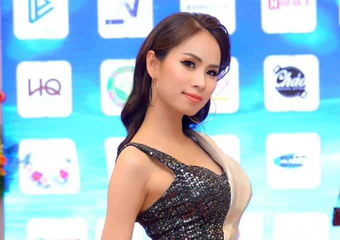 Á khôi Lương Huyền bất ngờ tái xuất ngồi ghế giám khảo Hoa hậu Doanh nhân Hoàn vũ