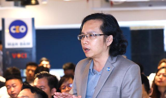 MẠN ĐÀM CEO – Digital Marketing phong cách Bà Ngoại tiếp cận thị trường Tây với chi phí không đồng