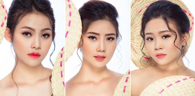 Top 20 Miss HUTECH 2019 khoe thanh xuân trong bộ ảnh chân dung