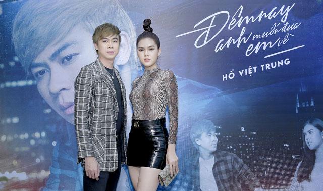 Hồ Việt Trung bị bạn diễn sàm sỡ trong MV mới