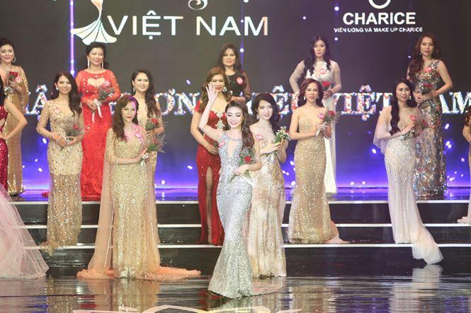Chung kết Hoa hậu Thương hiệu Việt Nam 2018 mãn nhãn người xem