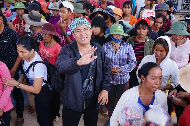 """Doanh nhân Nguyễn Duy Mạnh: """"Tất cả số tiền tôi kiếm được đều dành cho thiện nguyện"""""""