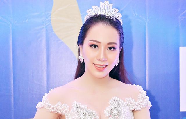 Sau đăng quang ngôi vị cao nhất - Hoa hậu Doanh nhân, Tạ Vi An tất bật với hàng loạt dự án mới