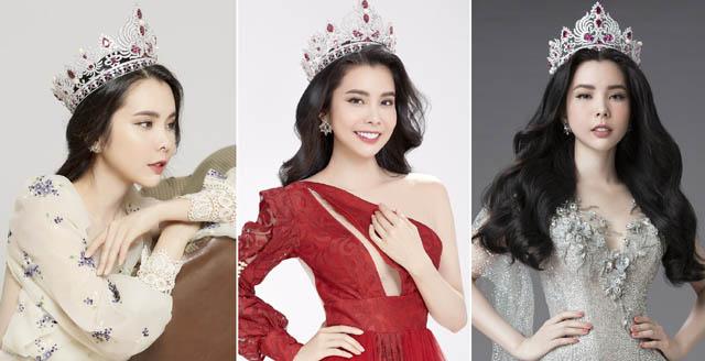 """Hoa hậu Huỳnh Vy: Đã đến lúc nhan sắc Việt """"lên tiếng"""" và khẳng định mình"""