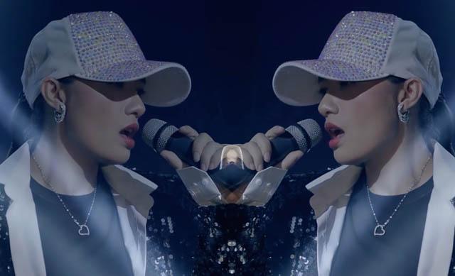 Tinna Tình ghi hình show tưởng nhớ ngôi sao K-Pop Kim Jonghuyn