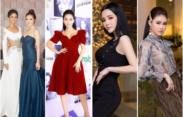 Mỹ Ngọc Bolero, Hoa hậu Thiên Hương hội ngộ H'Hen Niê tại sự kiện