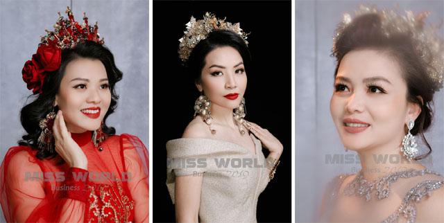 Gương mặt sáng giá cho ngôi vị Hoa Hậu Thế Giới Doanh Nhân 2019 dần lộ diện