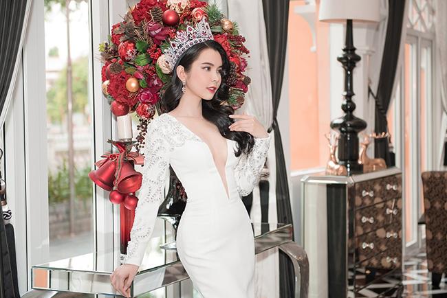 Hoa hậu Huỳnh Vy chính thức trở thành giám đốc Miss Tourism Queen Worldwide Organization