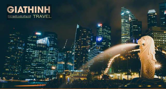 Gia Thịnh Travel giới thiệu tour Du lịch Sing – Malay – Indo trọn gói 9,150,000 VNĐ
