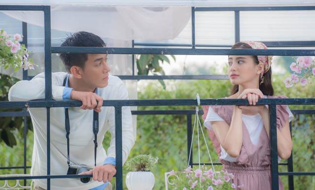Song Luân tự nguyện làm phó nháy cho hotgirl Dương Minh Ngọc