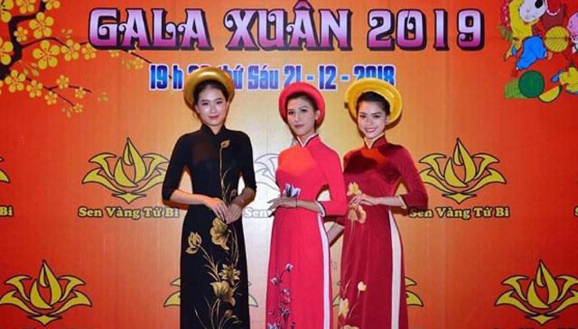 NTK Việt Hùng đem yêu thương cho trẻ em nghèo trên sân khấu Sen vàng từ bi