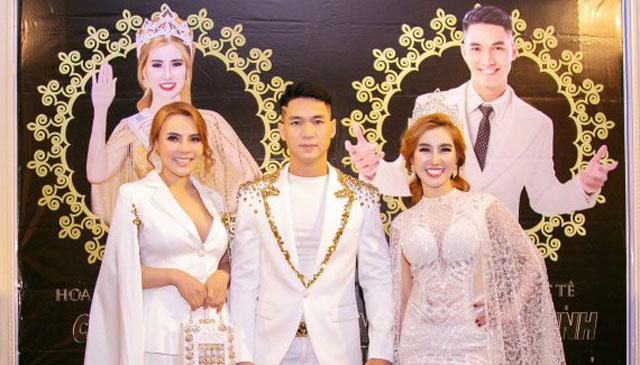 Hoa hậu Châu Hải My và Nam vương Nguyễn Bảo Linh cùng tổ chức tiệc Thanks Party long trọng sau đăng quang