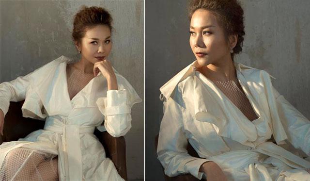 """Siêu mẫu Thanh Hằng: """"Nếu là người thắng cuộc, tôi xin dành tặng giải thưởng cho các fan của mình"""""""