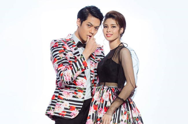 Diễn viên Điện ảnh Minh Giang thần thái cùng các nhan sắc Miss HUTECH 2019