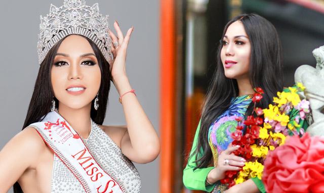 Người phụ nữ Việt chuyển giới đầu tiên trên thế giới tham gia cuộc thi sắc đẹp của nữ giới