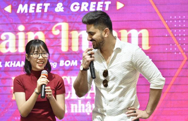 """Sao phim """"Đứa cháu vô thừa nhận"""" đốn tim fan hâm mộ bằng khả năng nói tiếng Việt siêu đáng yêu"""