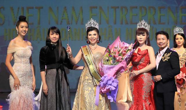 Chung kết Hoa hậu Doanh nhân Người Việt Châu Á 2019 khép lại thành công rực rỡ