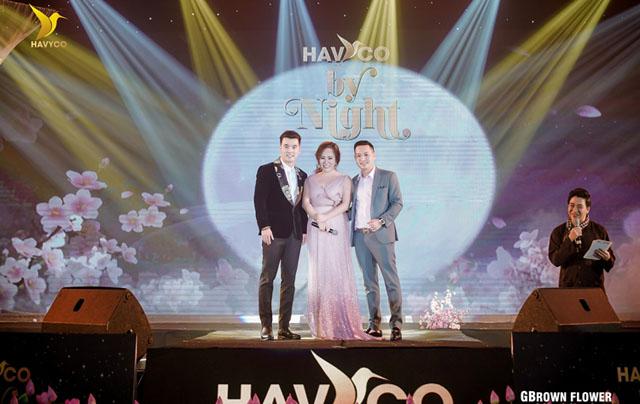 """Đắm chìm trong """"Havyco by night"""" kết nối văn hóa 3 miền"""