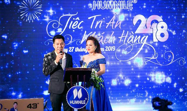 Mỹ phẩm Humnile khép lại 2018 với những cột mốc đáng nhớ