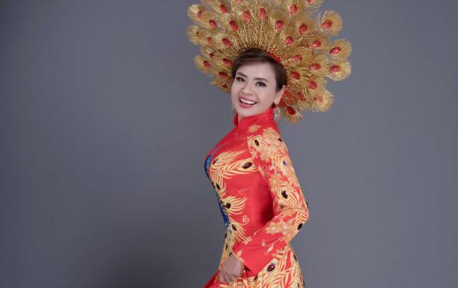 Doanh nhân Thanh Trà tất bật cho đêm chung kết Hoa hậu Doanh nhân Hòa bình Thế giới 2019