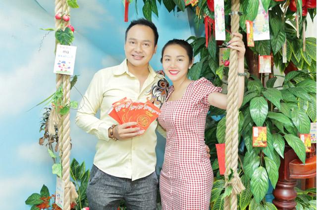 Diễn viên Trường Thịnh cùng Meet & More từng bừng khai trương đầu năm mới