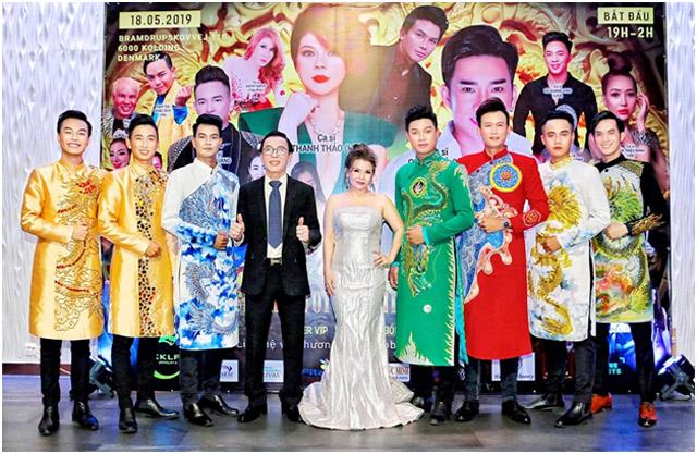 Họp báo Hoa hậu & Nam vương Hoàn vũ Doanh nhân Thế giới 2019 sự kiện đẳng cấp và sang trọng