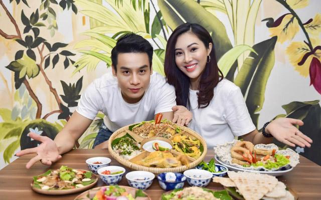 """Cao Xuân Tài """"ủ mưu"""" cùng Trương Diệu Ngọc trước thềm Vietnam Fitness Model 2019"""