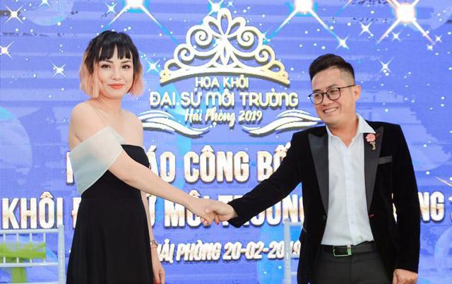 ''Hoa khôi Đại sứ môi trường 2019'' chính thức khởi động