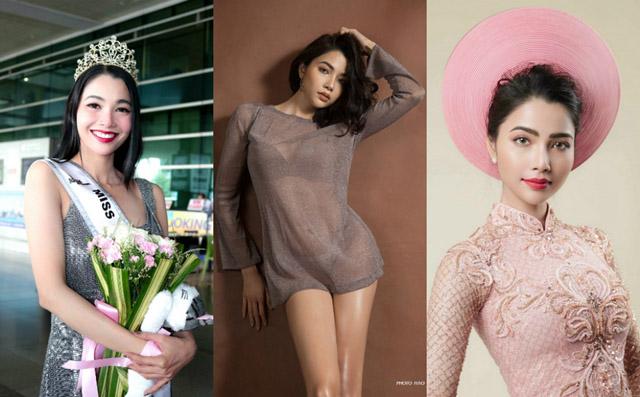 Bông hồng lai Việt - Ấn Tôn Thanh Tuyền đăng quang Á hậu 1 tại cuộc thi Mister & Miss Asian International 2019