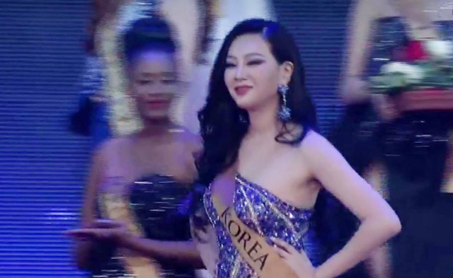 Hoa hậu Hàn lọt top 16 Miss Planet International nhờ NTK Đức Vincie